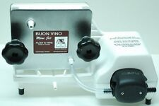 Buon Vino Mini Jet Electric Wine Filter with 2 sets of #2 pads