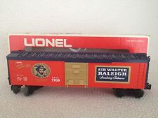Lionel 1977 Sir Walter Raleigh Boxcar #7706 MINT