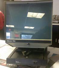 micron 780 microfiche reader