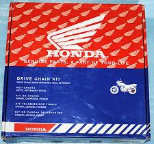 kit chaîne d'origine HONDA CBR 600 F (PC31) de 1997/1998 réf.06406-MAL-G01 neuf