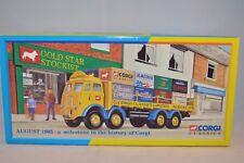 Corgi 09802 Erf 8 Wheel Rigid With Load 1:43 mint in box