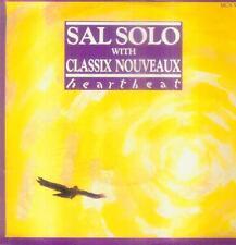 "7"" Sal solista with Classix Nouveaux/Heartbeat (UK)"