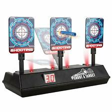 Nerf Electronic Targets, Electronic Scoring, Auto Reset Digital Target Shooting