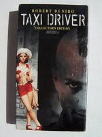 Taxi Driver (Collector's Special Edition) VHS Video Tape