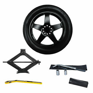 2008-2021 Dodge Challenger Spare Tire Kit Options - Modern Spare