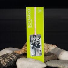 PlutoProdukter Lesezeichen Mumin knuddelt aus Metall 4 x 7,5 cm