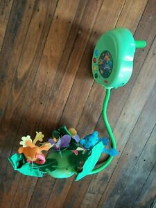 Fisher price green baby mobile