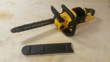 DEWALT DCCS670 60V Cordless Chainsaw TOOL ONLY