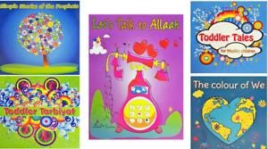 Toddler Tales / Toddler Tarbiyat -  (Paperback - Kids - Children - Islam)