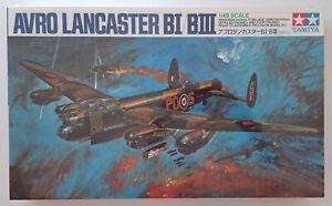 TAMIYA - Avro Lancaster BI/BIII (factory sealed)  1/48 scale