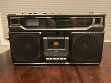 JVC RC-636C Vintage Cassette Radio Boombox/Ghetto Blaster - Please Read