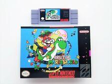 Brutal Mario World (Kitiku Mario) - Super Nintendo SNES English Fan Made Mod USA