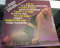 LP 33 Super Parade Vol. 8 Up  LPUP 5163 sexy cover italy 1977