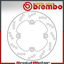 Disque Frein Fixer Brembo Oro Arriere pour Triumph Tiger Se 1050 2010 > 2013