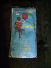 Collant PUNCH rouille indémaillable T 3 ou 9-10 ans neuf emballé