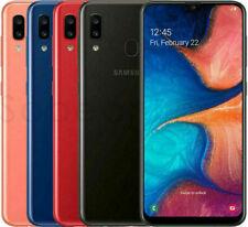 """NEW Samsung Galaxy A20 32GB UNLOCKED 3GB RAM SM-A205G/DS Dual Sim  6.4"""""""