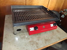 Lpg Gas Lava Rock Grill ,Stake char grill / Hotplate / Lavastein gasgrill / BBQ