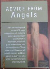 ADVICE FROM ANGELS - Chrissie Astell - 50 Cards