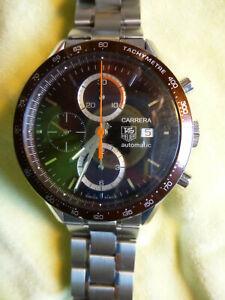 TAG Heuer Carrera Chronograph HAU Automatik Mechanisch 42 mm