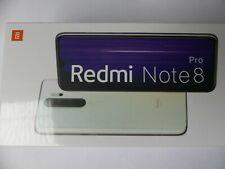 Xiaomi Redmi Note 8 Pro 6GB 128GB  Ocean Blue (Unlocked) Smartphone (Dual SIM)