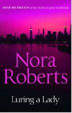 NORA ROBERTS __ LURING A LADY ___ BRAND NEW __ FREEPOST UK