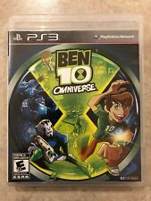 Ben 10 Omniverse ( Sony Playstation 3 ), PS3 , Complete w/Case & Manual