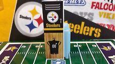 NFL Teenymates 2016 Series 5 Pittsburgh Steelers Locker/Sticker Sheet Set (1 ea)