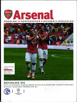 EC I 2012/2013 Arsenal London - FC Schalke 04, CHAMPIONS LEAGUE, 24.10.2012