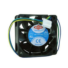 Dynatron DF126025BM 60mm x 25mm 7000RPM PWM PC Replacement Fan 12 Volt 4 wires