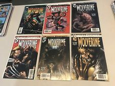 Wolverine #13, 14, 15, 18, 19, 20 NM