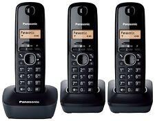 Panasonic KX-TG1613 Trio Téléphone Fixe Sans fils sans fil de bureau bureau