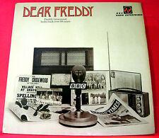 Freddie Grisewood Dear Freddy LP UK ORIG '68 BBC Gardener's Question Time+ VINYL