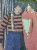 Vintage 70s Robin Williams Mork from ORK Sew on Patch