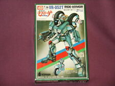 New listing Vintage Imai 1/15 Mospeada/Robotech Vr-052T Ride Armor Ley/Rand Type Model Kit