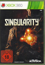 Singularity (X-Box360)