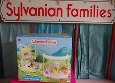 Rare Boxed Complete Unused Sylvanian Families Baby Nursery Play House Room VHTF