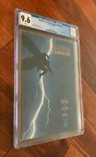 *FIRST PRINT* Batman: Dark Knight Returns #1 (DC, 1986) CGC 9.6 NM+ Frank Miller