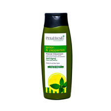 Petal Fresh Organics Lemon & Peppermint Facial Cleanser