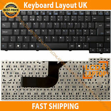 New Asus A3A A3V A3E A3H A4 A4S V012262AK1 Laptop keyboard UK Layout