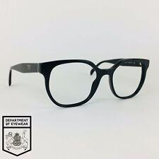 PRADA eyeglasses BLACK ROUND glasses frame MOD: VPR02U 1AB-1O1