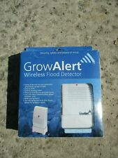 Wireless Flood Detector, Greenhouse, Shed, Garage Alarm