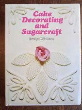 VINTAGE 1970s Book Cake Decorating & Sugarcraft Icing Cakes Wedding Birthday