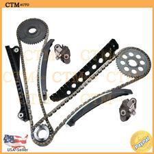 Timing Chain Kit For 2002-2010  5.4L V8 6.8L V10 Ford E150 F150 F250 Excursion