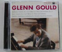 GLENN GOULD (CD) JUBILEE EDITION  BEETHOVEN  BACH