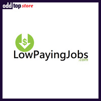 LowPayingJobs.com - Premium Domain Name For Sale, Dynadot
