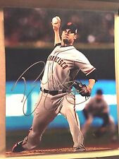 SF Giants Ryan Vogelsong Autographed 8x10 Photo w COA