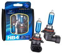 HB4 9006 XENON LOOK HALOGEN LAMPEN SUPER WHITE 6000K 55W 12V BIRNE GLÜHBIRNEN
