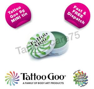 Tattoo Goo Original Aftercare Salve 9.3g Mini Tin Heals & Protects