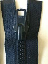 YKK No. 8 Chunky Plastic Heavy Duty Open Ended Zip