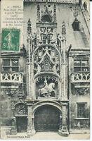 CPA 54-  NANCY - Palais Ducal - Petite et Grande Porterie